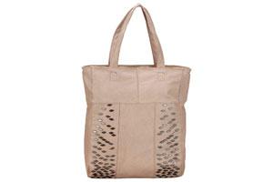 pieces Shopper mit stylischem Nieten-Dekor 50% günstiger