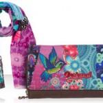 Desigual Schals Portemonnaie