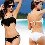 Fransen Bikini Push-up