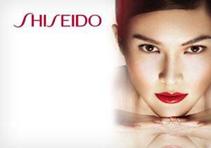 Shiseido Pflegeprodukte