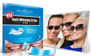 Stella White Strips Zahnweißstreifen