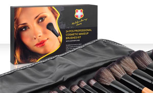 Bilderberg Make-up-Pinsel Set