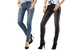 ESMARA Damen Stretch-Jeans