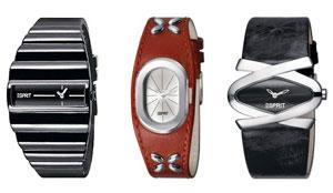 ESPRIT Damen-Armbanduhren & -Chronographen