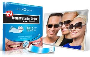 Stella White Strips Zahnweissstreifen