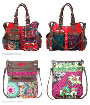 Desigual Handtasche: auffallend, bunt, praktisch – verschiedene Modelle ab 34,95 €