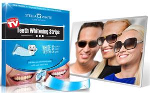 Stela White Zahnweißstreifen günstig