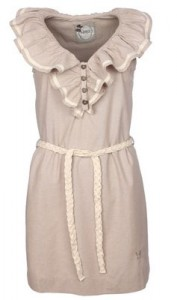 About You Mymo Kleid Casual beige