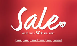 C und A Winter Sale