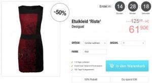 Desigual Kleid Angebot