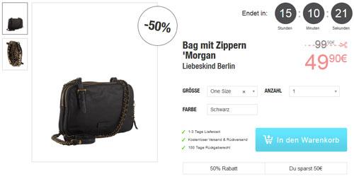 Liebeskind Berlin Tasche Morgan