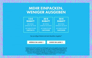 Asos Gutscheincode Rabattaktion shopping