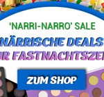 bhcosmetics Karneval Make-up Sale