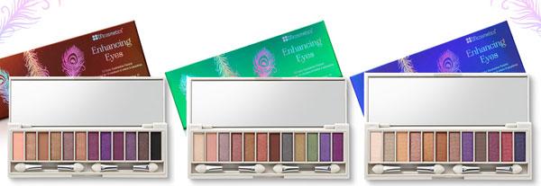 bhcosmetics Lidschattenpalette Augenfarbe Auswahl