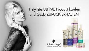 Schwarzkopf testen kostenlos gratis styliste Ultime