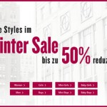 Tom Tailor Winter Sale