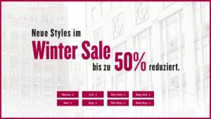 Tom Tailor Winter Sale