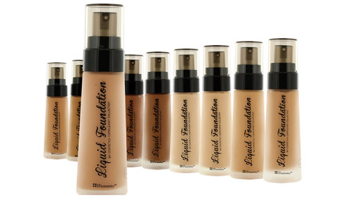 bhcosmetics Foundation Make-up