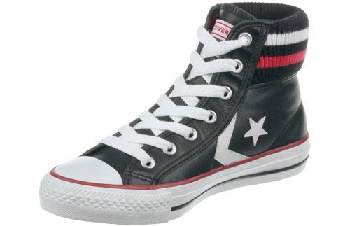 Converse Star Player Cuff Snaeker Schuhe