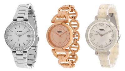 Fossil Damen-Armbanduhren