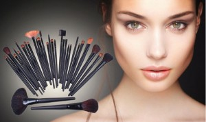 LaRoc Make-up Kosmetik Pinsel Groupon