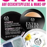 The Body Shop 3-für-2-Aktion
