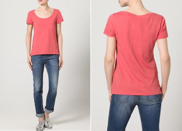 Essentials Basic Shirt in 7 Farben ab 7,45 Euro (50% günstiger)