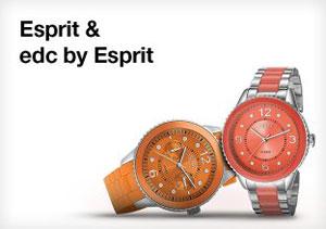 Esprit Uhren Schmuck