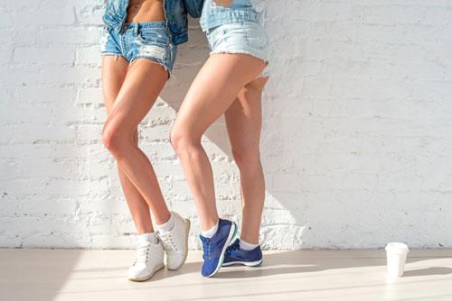 Jeans Shorts Schnäppchen