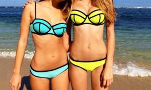 Neopren Bikinis Sommer Groupon