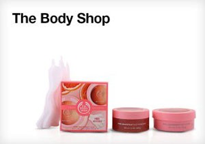 The Body Shop Klassiker Aktion