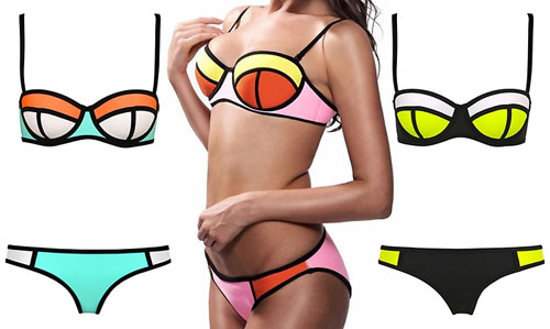 Bikini Groupon Neopren