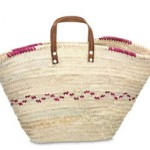 Strandtasche Palmblatt Modell 1
