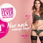 Hunkemöller Fashion Fever Rabatte Aktion