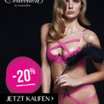 Hunkemöller Fashion Fever Rabatte Aktion Dessous