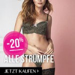 Hunkemöller Fashion Fever Rabatte Aktion Strümpfe